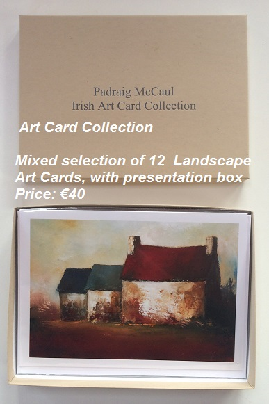 Box of 12 Landscape Art Cards