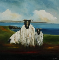 The Three Sheep