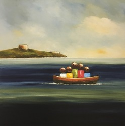The Dalkey Boaters